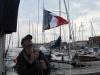 Wciągnięcie francuskiej banderki w Dunkierce