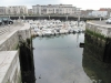 Niska woda w Dunkierce