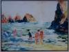 Petit Port na Guernsey na obrazie Pierre-Auguste Renoir