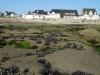 Skaliste wybrzeże w Le Guilvinec