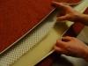 GISATEX Dryweave od MAKANU w pokrowcu materaca