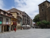 Starówka Avilés rekompensuje niegościnny port