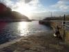 Port w Cudillero