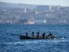 Tradycyjne baskijskie łodzie wiosłowe