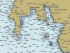 Przylądaek Finisterre - mapa