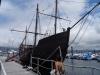 Replika Pinty z floty Kolumba w Baiona