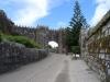 Zamek w Baiona