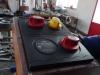Panel włączników głównych z VSR marki BEP Marine w machoniowej szkrzynce