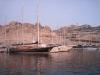 Port L\'Estaque koło Marsylii