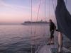 Wyjście z portu L\'Estaque