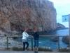 Piękne skaliste wybrzeże w L\'Estartit