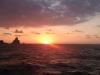 Dla takiego wschodu słońca na Morzu Śródziemnym czasem warto wstać wcześnie rano