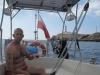 Za nami Punta de Cala Figuera