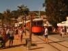 Zabytkowy tramwaj w Puerto de Soller