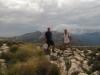 Na górskiej przełęczy pod Puig Major