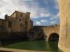 Średniowieczny zamek w Aigues-Mortes