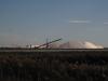 Kraina Camargue słynie z wydobycia soli ze słonych bagien