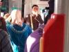 Kolejnego dnia pojechaliśmy dalej do Tetouan. Agitator w autobusie wzywał chyba do wojny przeciwko niewiernym...