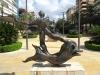 Rzeźby Salvadora Dali w Marbelli