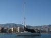Na kotwicowisku pod Fuengirolą przez tydzień czekałem na Komara i Szlagę i gotowałem weki