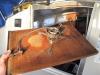 Montaż kuchni polowej
