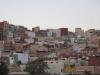 Widok na marokańskie osiedle