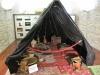 Berberyjski namiot w muzeum