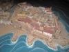 Makieta starej twierdzy w Melilla