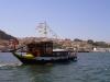 Statki wycieczkowe na Rio Douro w Porto