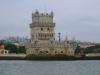 Torre de Belém- dawna strażnica portu w Lizbonie