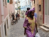 Stara uliczka i jej mieszkańcy