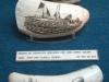 Rzeźbione zęby kaszalotów z Azorów