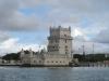 Żegnamy Lizbonę przy Torre de Belém