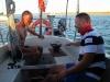 Pożegnalny grill na kotwicowisku koło Faro