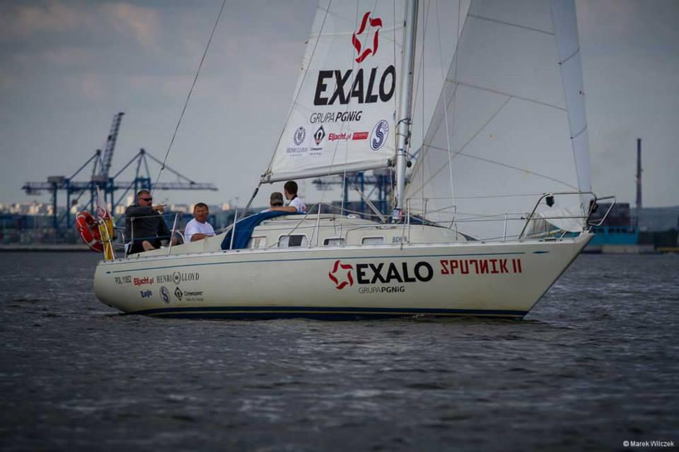 Sputnik II, Exalo, Henri Lloyd, Crewsaver, Sail Service, Eljacht