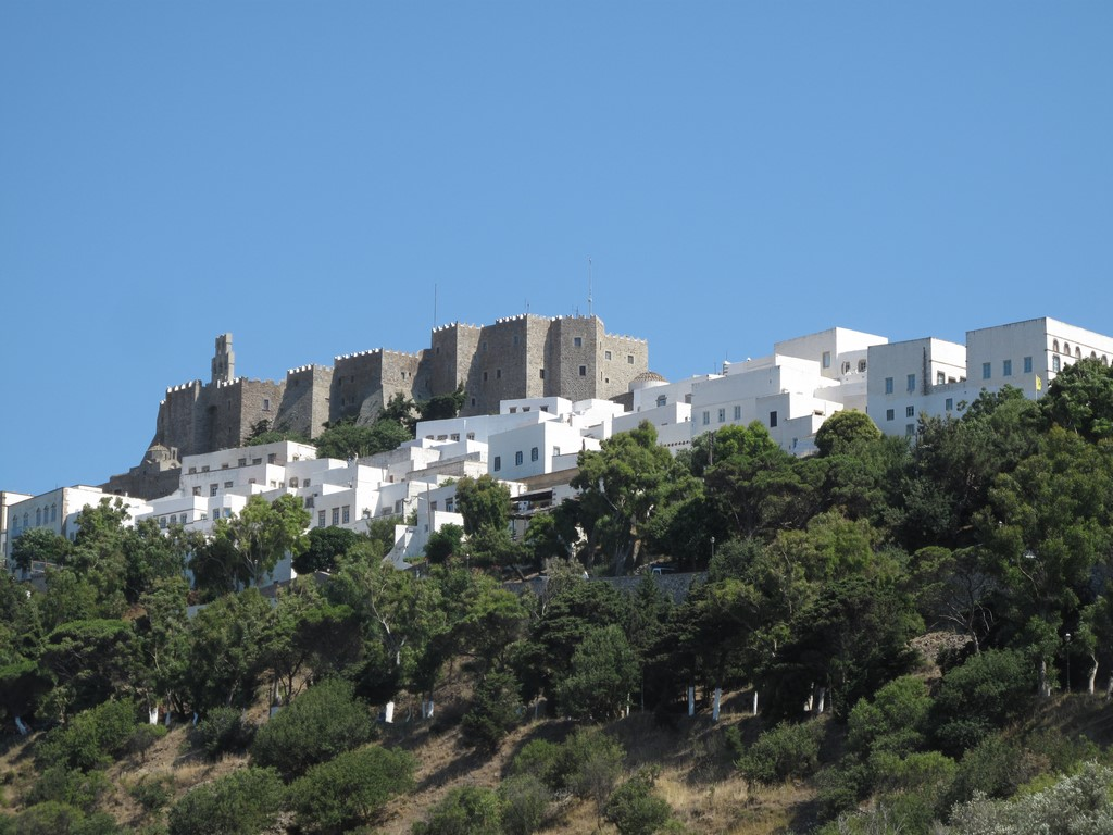 Monastyr na Patmos 1