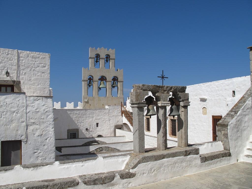 Monastyr na Patmos 2