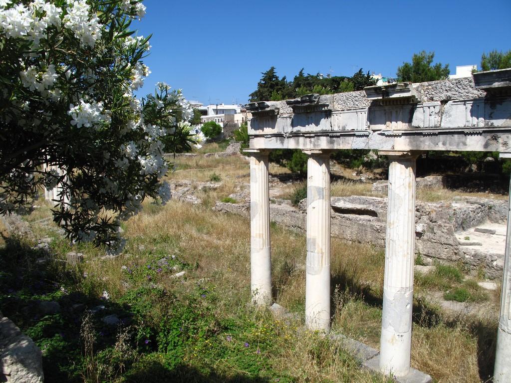 Ruiny starożytnego Kosu