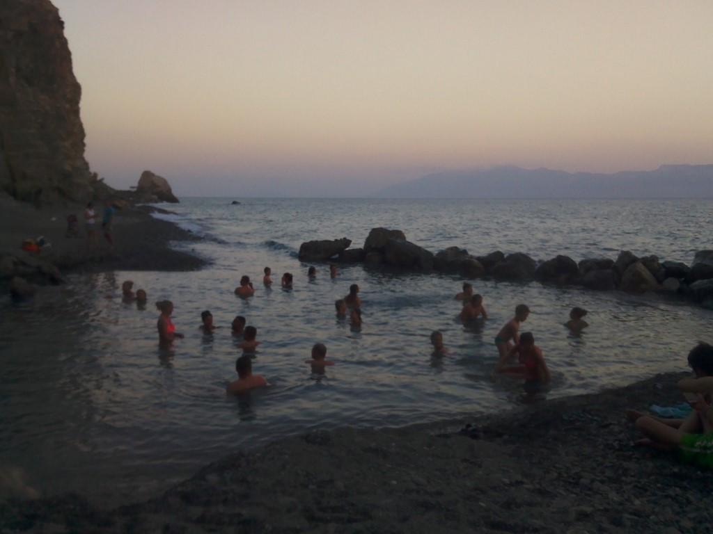 Termy na wyspie Kos