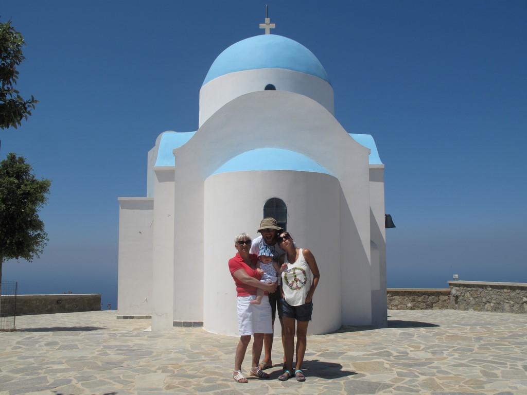 Kościół na Nisiros
