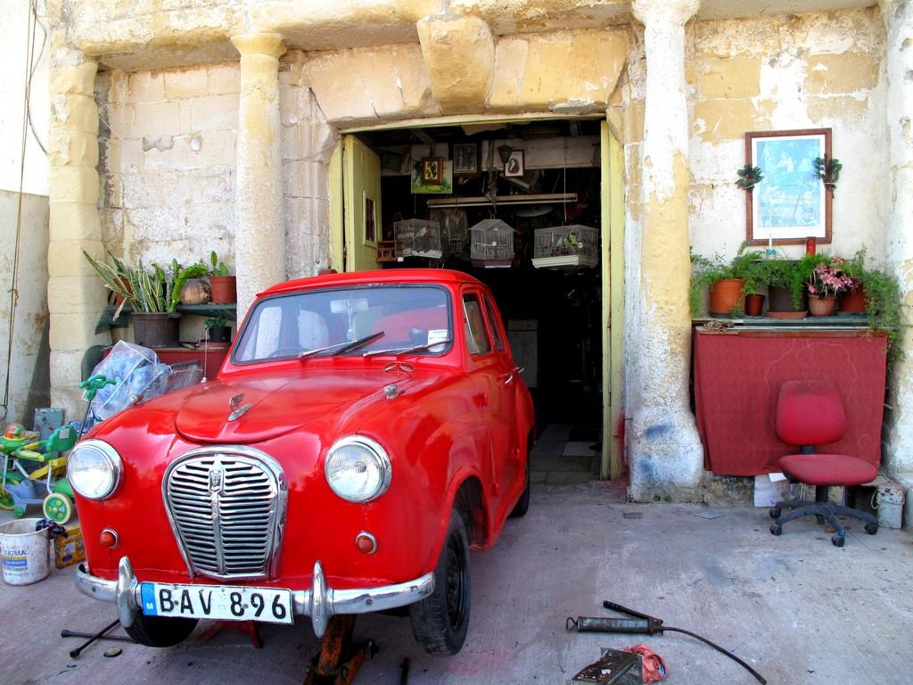 Kubańskie klimaty w zakamarkach Valletty