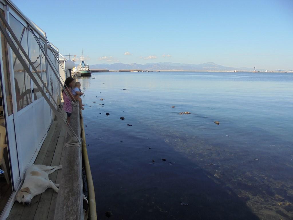 Marina del Sole w Cagliari