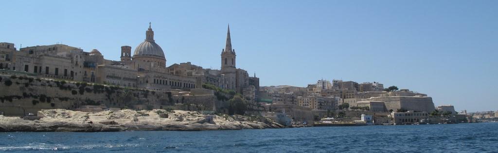 Valletta - panorama