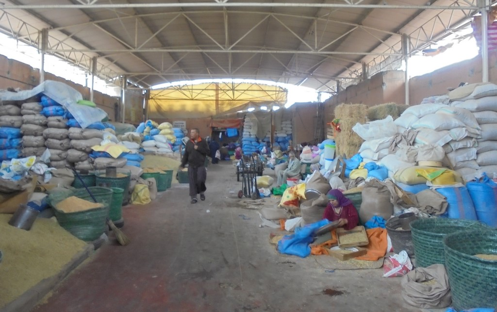 Bazar w Agadir