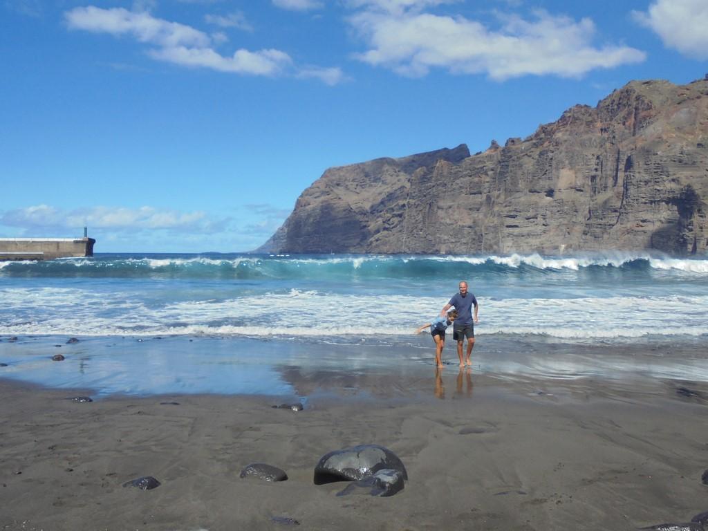 Plaża Los Gigantes