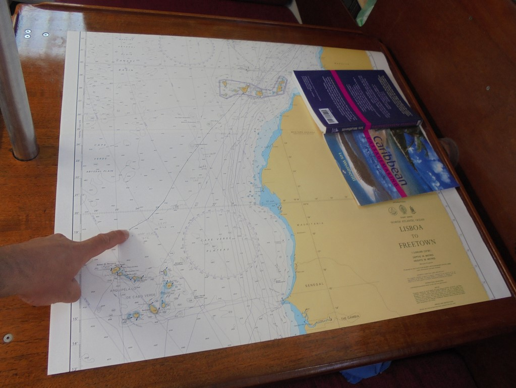 Kurs do Cabo Verde
