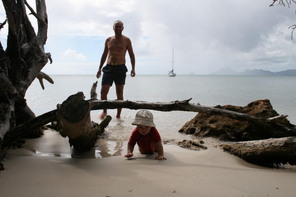 Weekend na plaży
