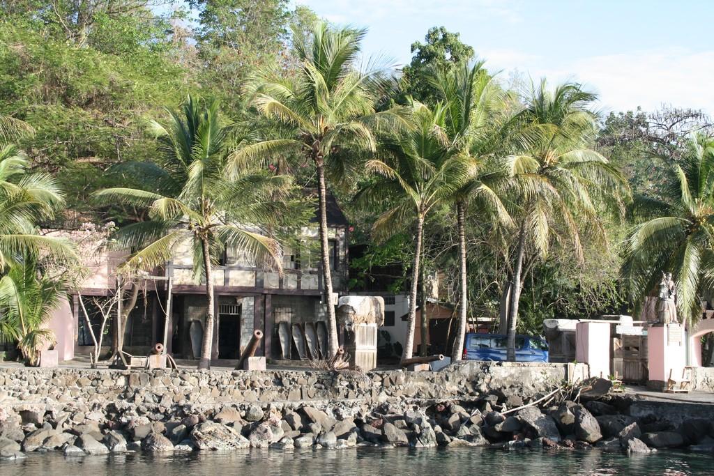 Nabrzeże Wallilabou Bay