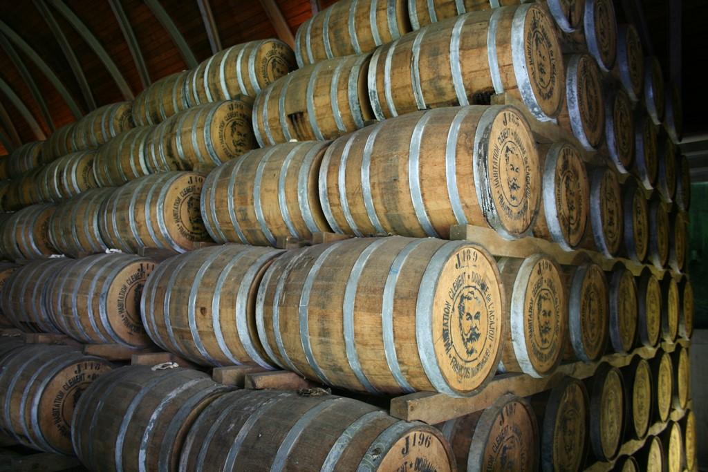 Dojrzewający rum Clement