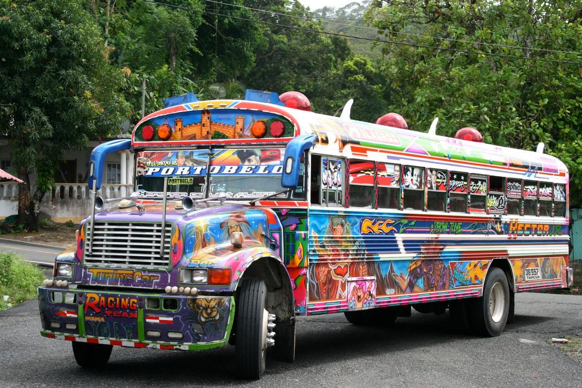 Autobus do Colon
